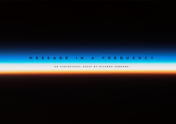 MESSAGE IN A FREQUENCY